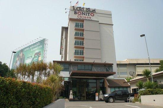 Bonito Chinos Hotel: Hotel外観