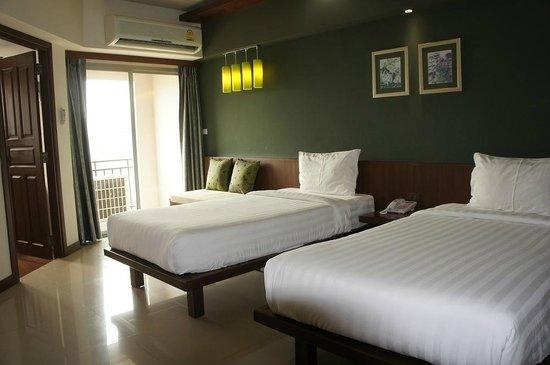 Bonito Chinos Hotel: 室内