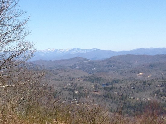 Whiteside Mountain : Incredible Views