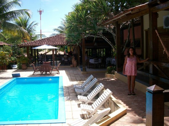 Hotel Pousada Marambaia: Parque