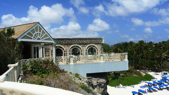 The Crane Resort: View of L'Azure