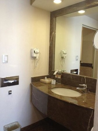 Holiday Inn Express San Luis Potosi: Baño