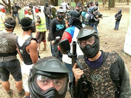 Maui Paintball: Ready for action