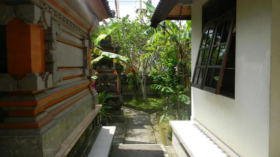Suparsa's Home Stay: pasillo