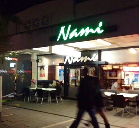 Nami Japanese Restaurant Hamilton Restaurant Reviews