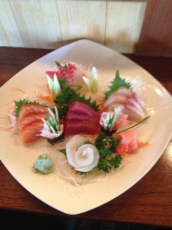 Chef Leu's House: best sashimi