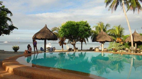 Linaw Beach Resort and Restaurant: beautiful