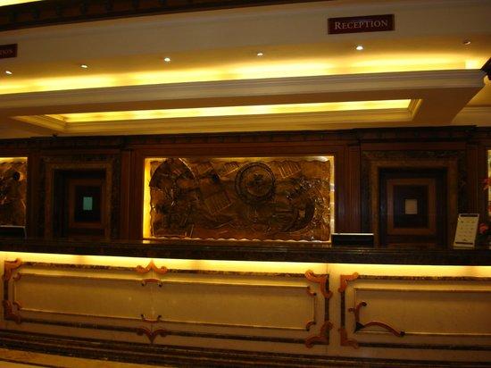 The Suryaa New Delhi: Lobby