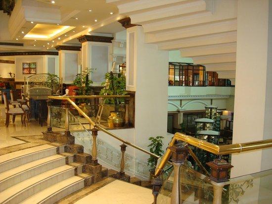 The Suryaa New Delhi: Zona del lobby