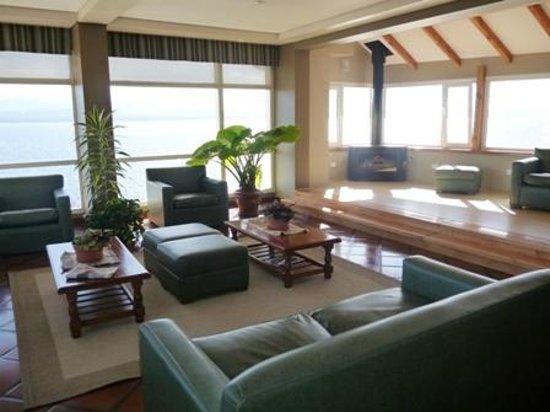 Hotel Patagonia : Sala de estar
