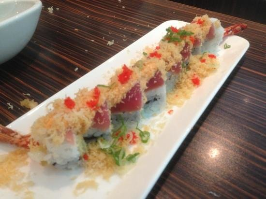 sushi Hour: Fire House Roll