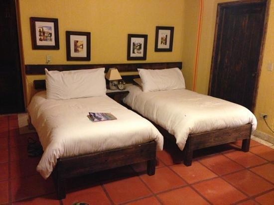 Posada de las Flores La Paz: Room 420 in Posada de las Flores