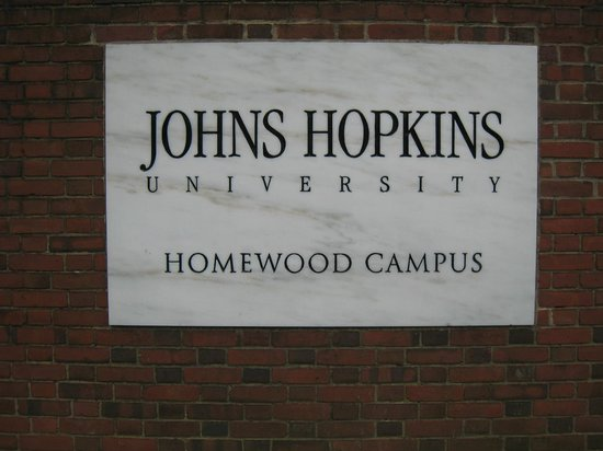 The Johns Hopkins University: JHU Homewood Campus