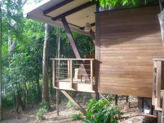 The Resort at Isla Palenque: Our cabana