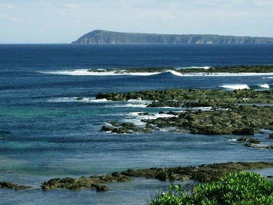 Kilcunda, Australia: Coastline