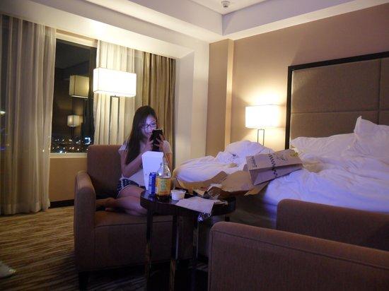 Acacia Hotel Manila: Delux Room