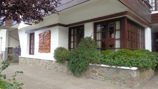 Hotel Del Viejo Esquiador: desde afuera