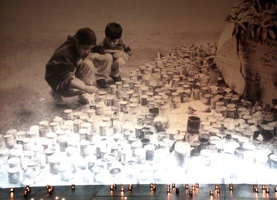 Centre Yitzhak Rabin : A wonderful (huge) photo By The Photographer Baruch Raviv