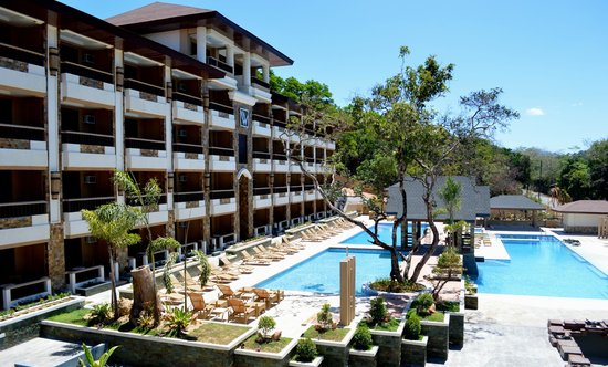 Coron Westown Resort: The Hotel