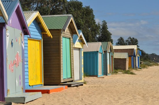 Kangerong Holiday Park: Dromana Boatsheds