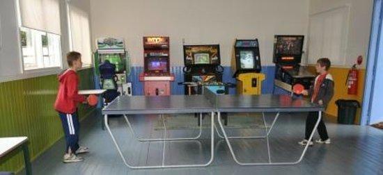 Kangerong Holiday Park: Games Room