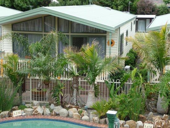 Kangerong Holiday Park: Spa Villa