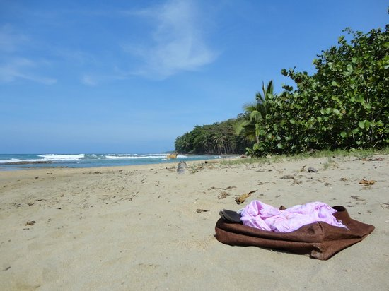 La Kukula Lodge: beach near by