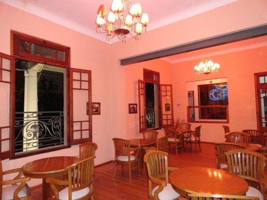 Gran Hotel La Paz Spa: Muebles y decoración de excelente calidad