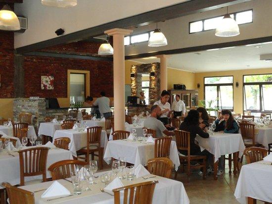 Gran Hotel La Paz Spa: Comedor con precios accesibles