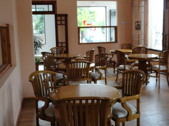 Gran Hotel La Paz Spa: Amplio comedor