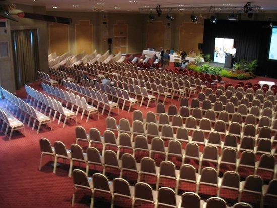 แกรนด์ชานเซลเลอร์ลวนเซสตันโฮเต็ล: Convention Centre - Chancellor 1 and 2