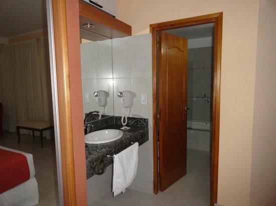 Gran Hotel La Paz Spa : Secador de pelo