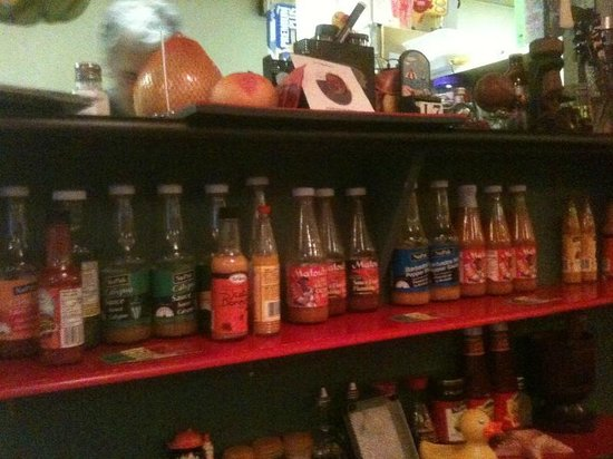 Konga Cafe: hot-hot-hot spices!!!