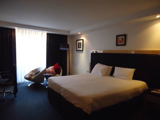 Adelaide Rockford: Comfy bed