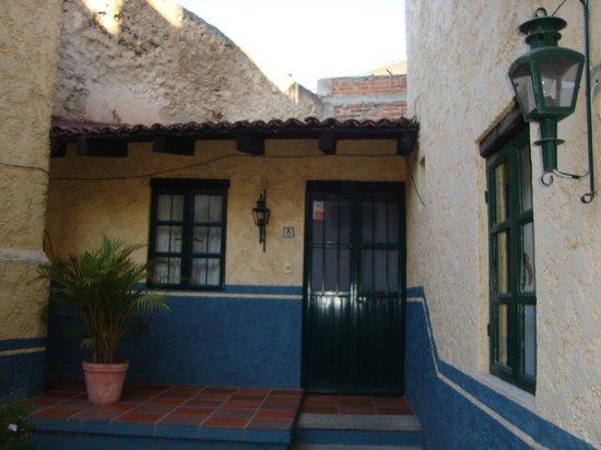 La Casa De Sancho : NUESTRA HABITACION