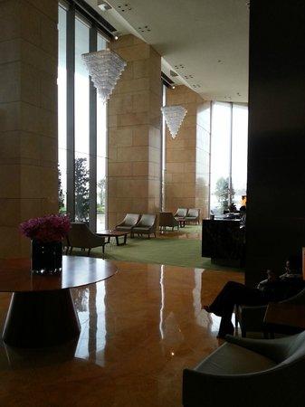Mandarin Oriental Macau: lobby