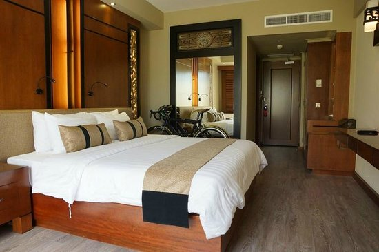 Nirwana Gardens - Nirwana Resort Hotel: Bedroom