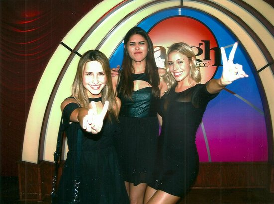 Laugh Factory is number one! Or two... We'll take either...