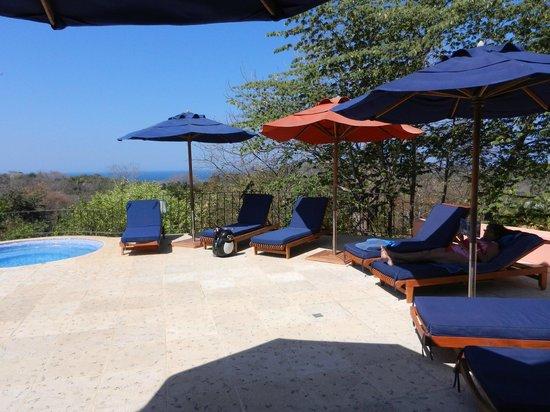 Hotel Luna Azul: Bei 31° am Schatten und das im Februar 2013
