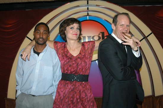 "Laugh Factory: Penny Price, Zan Aufderheide and Bob Zany, ""Baaby!"""