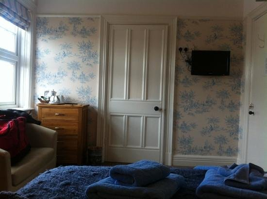 Sheringham, UK: bedroom 4