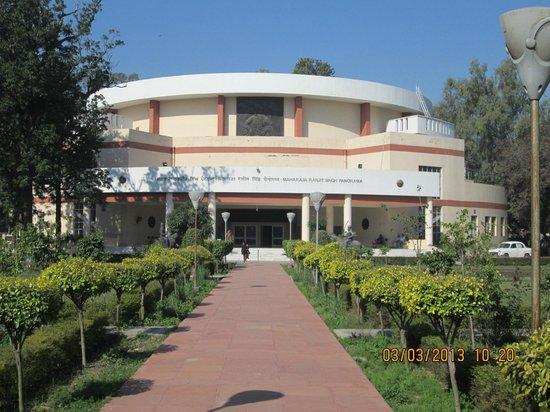 Amritsar, Indien: Maharajah Ranjit.Singh Museum.