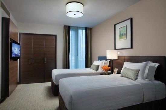Ascott Kuala Lumpur : 2BRM Premier 2nd Bedroom