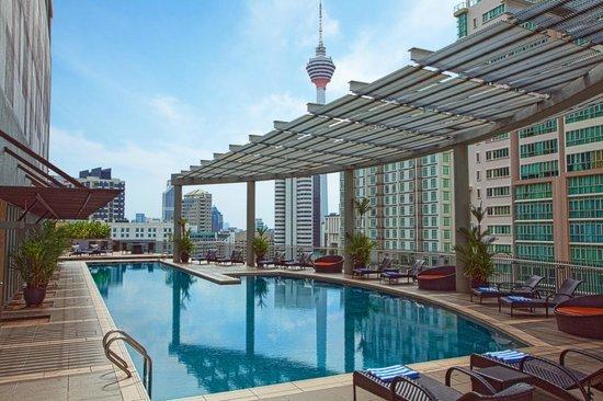 Ascott Kuala Lumpur: Swimming Pool