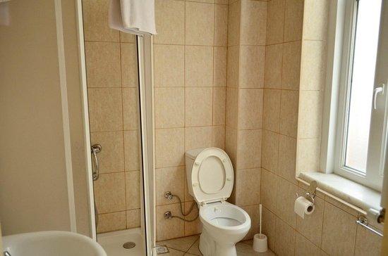Bathroom at Budak Residence