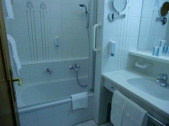 Seehotel Böck Brunn: バスルーム