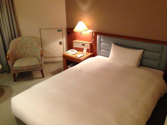 Miyako Hotel New Archaic: ベッド