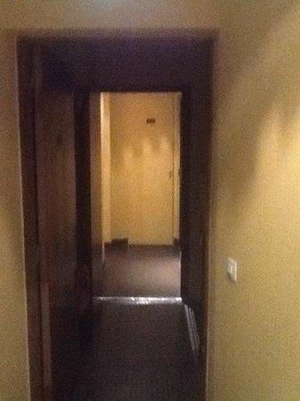 Pax Hotel: corridor