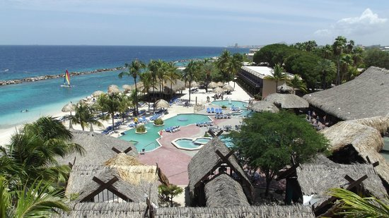 Sunscape Curacao Resort Spa & Casino - Curacao: Tower View
