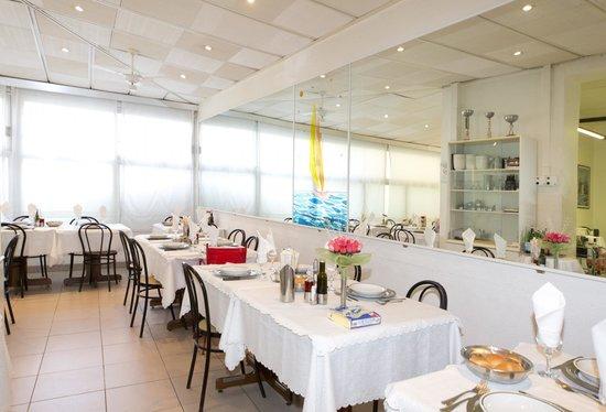 Hotel Sabrina: Sala da pranzo